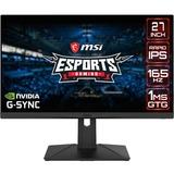 """MSI Optix G273QPF 27"""" WQHD LED Gaming LCD Monitor"""