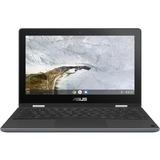 "Asus Chromebook Flip C214 C214MA-YZ02T-S 11.6"" Touchscreen Rugged Chromebook"