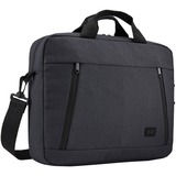 """Case Logic Huxton Carrying Case (Attaché) for 10"""" to 14"""" Notebook"""