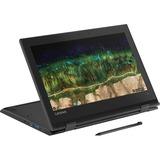 "Lenovo 500e Chromebook 2nd Gen 81MC005AUS 11.6"" Touchscreen Rugged 2 in 1 Chromebook"