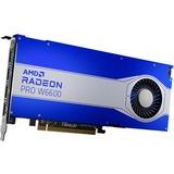 AMD Radeon Pro W6600 Graphic Card