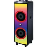 Naxa NDS-1250 Portable Bluetooth Speaker System