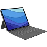 Logitech Combo Touch Keyboard/Cover Case Apple, Logitech iPad Air (4th Generation) Tablet