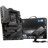 MSI MEG Z590 UNIFY-X Gaming Desktop Motherboard