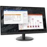 "Lenovo C27-30 27"" FHD LCD Monitor Raven Black"