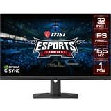"MSI Optix MAG321QR 31.5"" WQHD Gaming LCD Monitor"