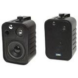 TIC ASP25-B Speaker System - 25 W RMS - Black