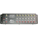 C2G 7-Output RCA Audio/Video Distribution Amplifier