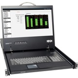 "Tripp Lite Rack Console KVM Cable Kit w/ 19"" LCD 1U PS/2 TAA GSA"