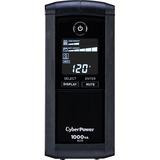 CyberPower Intelligent LCD CP1000AVRLCD 1000VA Tower UPS