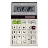 Sharp EL377MB Pocket Calculator