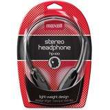 Maxell HP-100 Lightweight Stereo Headphone