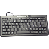 Solidtek Super Mini Keyboard 77 Keys KB-P3100BU