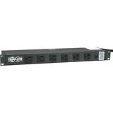 Tripp Lite Power Strip Rackmount Metal 120V 5-15/20R 12 Outlet 15' Cord 1U