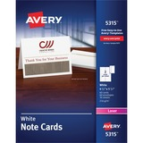 Avery Note Card
