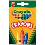 CRAYON,TUCKBX,8ST,AST