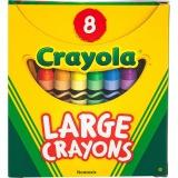 CRAYON,LG,TUCKBX,8ST,AST