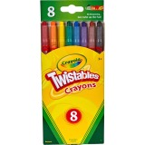 CRAYON,TWISTABLE,AST,8/ST
