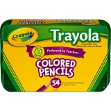 Crayola 54ct Trayola Colored Pencils