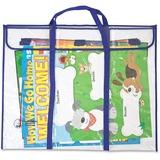 Carson-Dellosa Bulletin Board Expandable Storage Bag