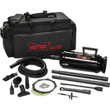 MetroVac Pro DataVac Toner Vacuum Cleaner with Carrying Case