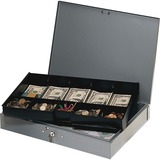 MMF Cash Box with 10-Compartment Tray