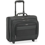 """Solo Classic Carrying Case (Roller) for 15.6"""" Notebook, Accessories - Black"""