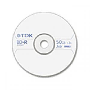 TDK 2x BD-R Double Layer Media