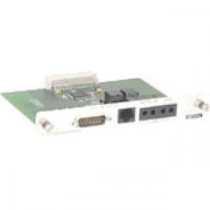 Adtran 1-Port Channelized T1/ISDN-PRI Network Interface Module - 1 x Channelized T1/ISDN PRI