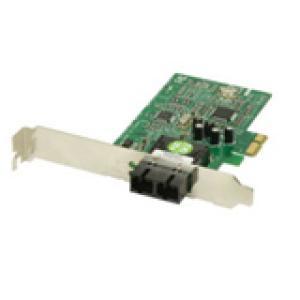 Transition Networks Fiber Optic Gigabit Ethernet Network Interface Card
