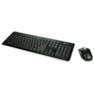 I-Rocks RF-6572L-BK Wireless Keyboard and Laser Mouse