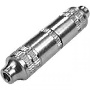 Calrad Electronics 35-544 Barrel Audio Adapter