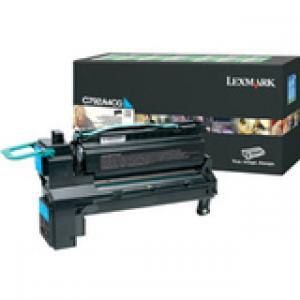 Lexmark C792A4CG Toner Cartridge - Cyan