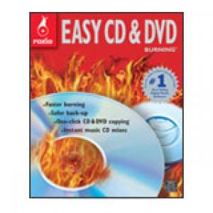 Corel Easy CD & DVD Burning 2011 - Complete Product - 1 User - Standard