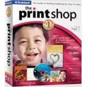 Encore The Print Shop v.21.0 - Complete Product - 1 User - Standard