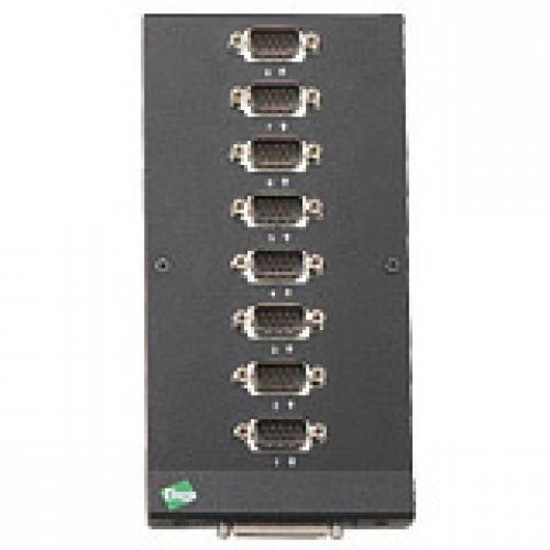 Digi 8-Port DB-9 Connector Box (DTE)