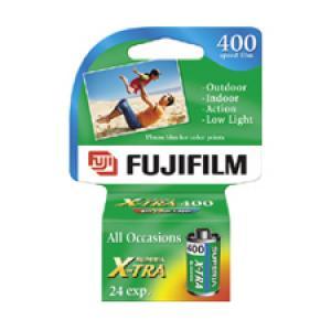 Fujifilm FujiColor Superia X-TRA 400 35mm Color Film Roll