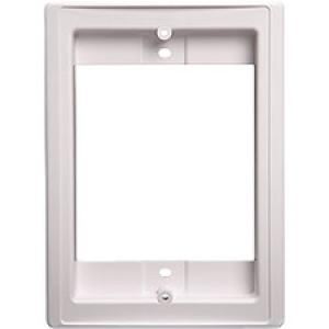 NuTone NF300DWH Door Speaker Retrofit Faceplate