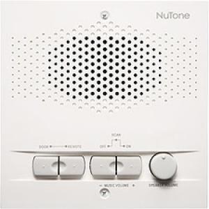 NuTone NRS103WH Intercom Sub Station