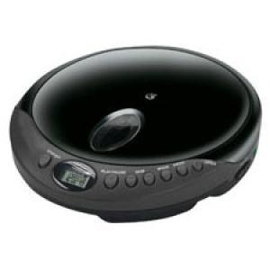 GPX PC101B 0 Byte CD Player