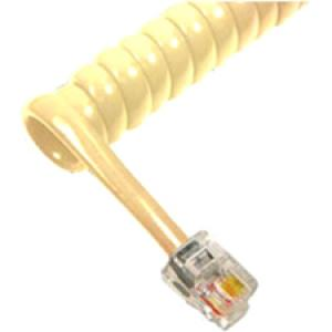 Cablesys Handset Cord Ash