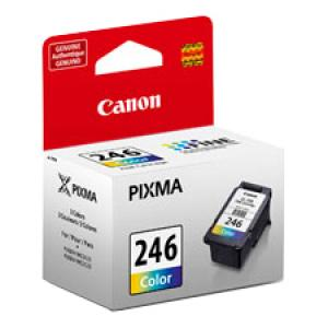 Canon CL-246 Original Ink Cartridge - Color