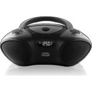 iLive Bluetooth CD Radio Portable Boombox