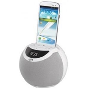 iLive ICB103 Portable Clock Radio - Mono