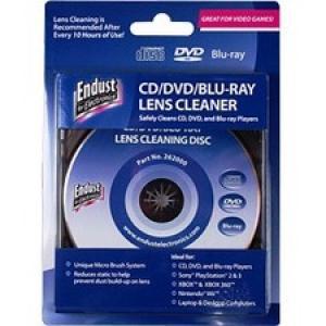 Endust CD/DVD/Blu-Ray Lens Cleaner