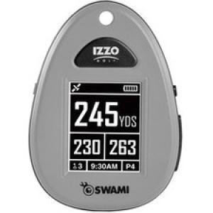 Izzo SWAMI Golf GPS Navigator - Gray - Portable
