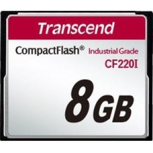 Transcend CF220I 8 GB CompactFlash