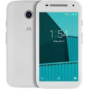 "FreedomPop Moto E 8 GB Smartphone - 4G - 4.5"" LCD 540 x 960 QHD Touchscreen - Qualcomm Snapdragon 410 Quad-core (4 Core) 1.20 GHz - 1 GB RAM - 5 Megapixel Rear/300 Kilopixel F ...(more)"