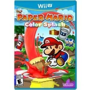 Nintendo Paper Mario: Color Splash