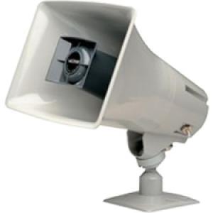 Valcom V-1030C Speaker System - 5 W RMS - Gray